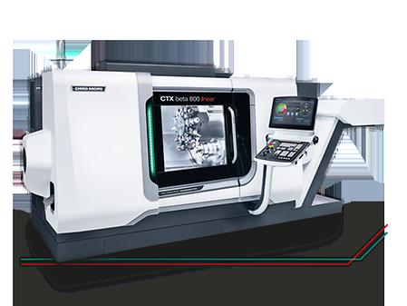 DMG MORI CTX 800 Beta